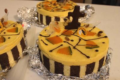 ケーキ上級20141015