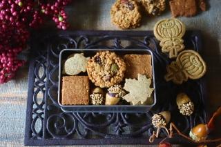 202011クッキー雑穀3種自然